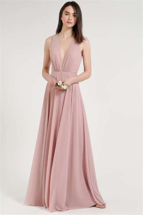 Jenny Yoo Bridesmaid Dresses Fall 2018   Dress for the Wedding