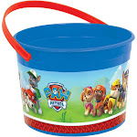 PAW Patrol Favor Bucket, Multicolor