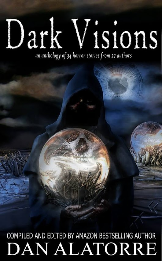 Guest Post: Writing horror and supernatural stories by Robbie Cheadle #DarkVisions #HorrorAnthology #NewRelease