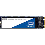 WD Blue 3D NAND SATA 250 GB Internal SSD - M.2 2280 - WDS250G2B0B - SATA 6Gb/s