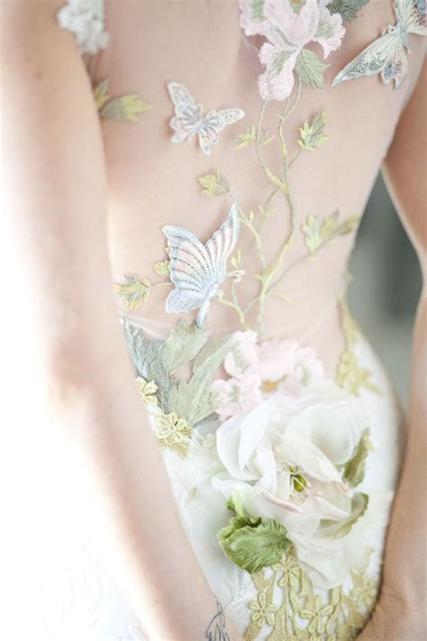 25  Best Ideas about Unconventional Wedding Dress on