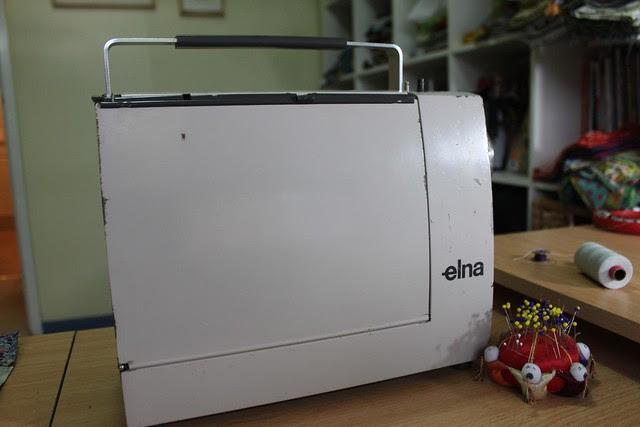 Elna Lotus SP