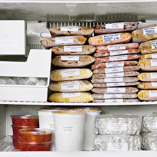 freezer-x