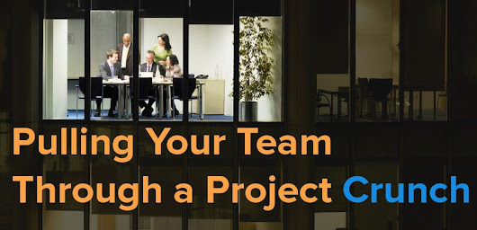 Pulling Your Team Through a Project Crunch - NDepend