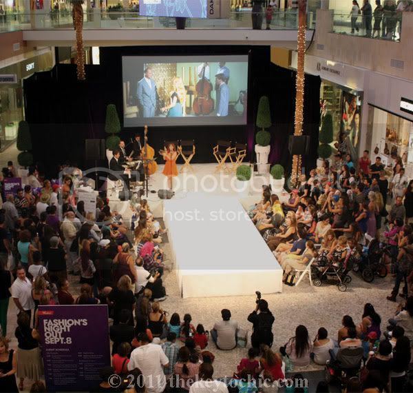 Westfield Topanga Fashion's Night Out 2011, Fashion's Night Out Los Angeles