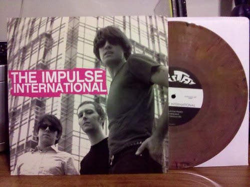 "Impulse International - Mini Album 10"" - Brown Vinyl"