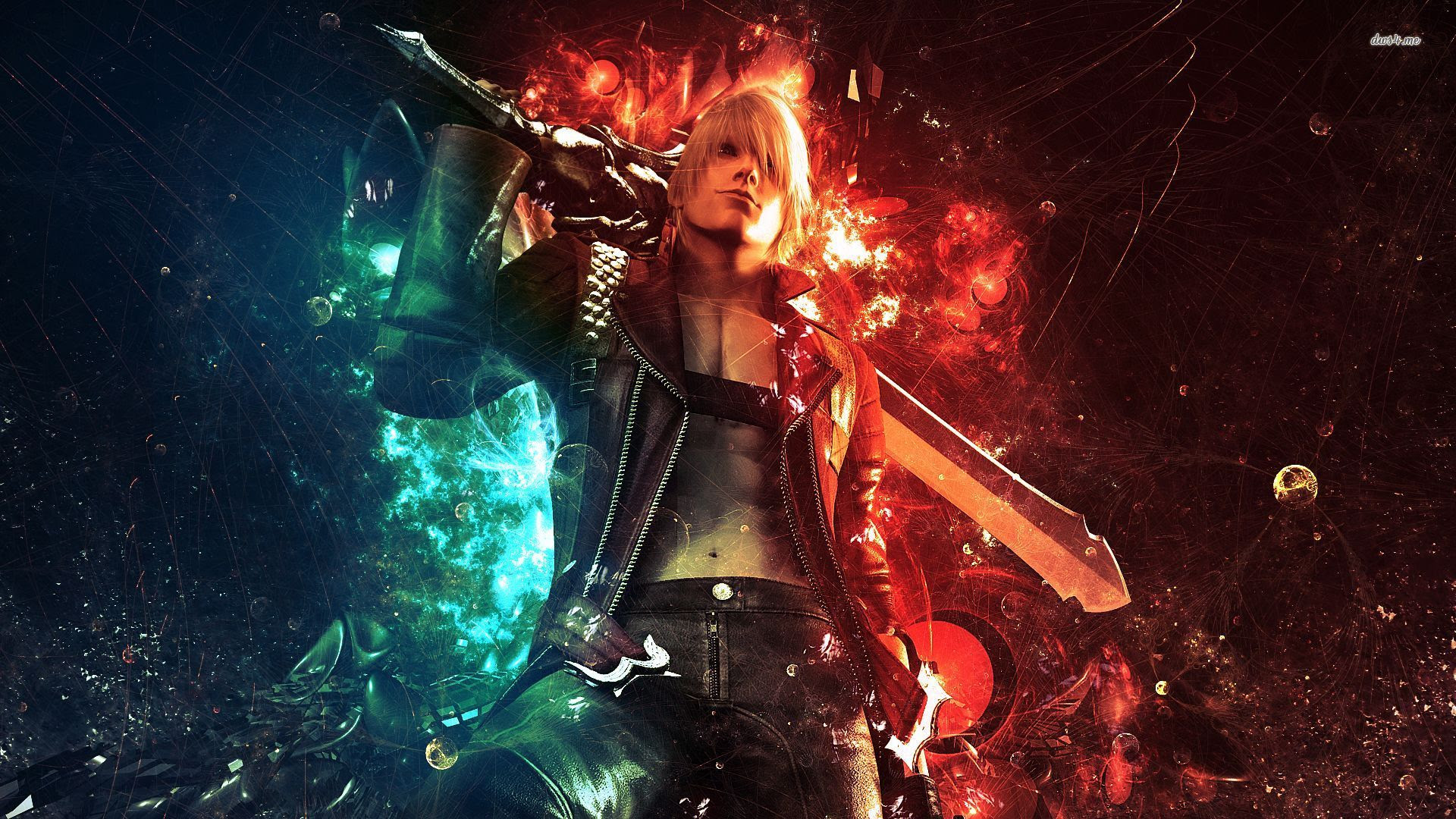 Devil May Cry Wallpaper 1920x1080 67394