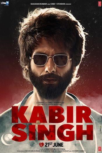 Kabir Singh 2019 Hindi 720p 480p pDVDRip