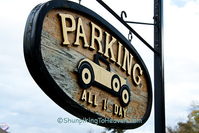 All-Day Parking, One Cent, Taylors Falls, Minnesota