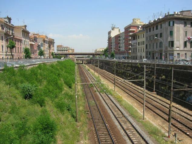 Perché i lavori per la stazione ferroviaria di Pigneto sono fermi?