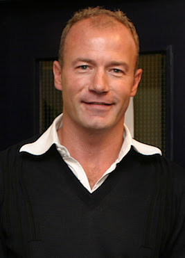 English: Photo of retired footballer Alan Shearer