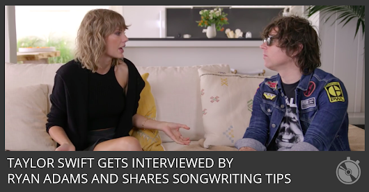 Watch Taylor Swift Songwriting Tips In Revealing GQ Interview