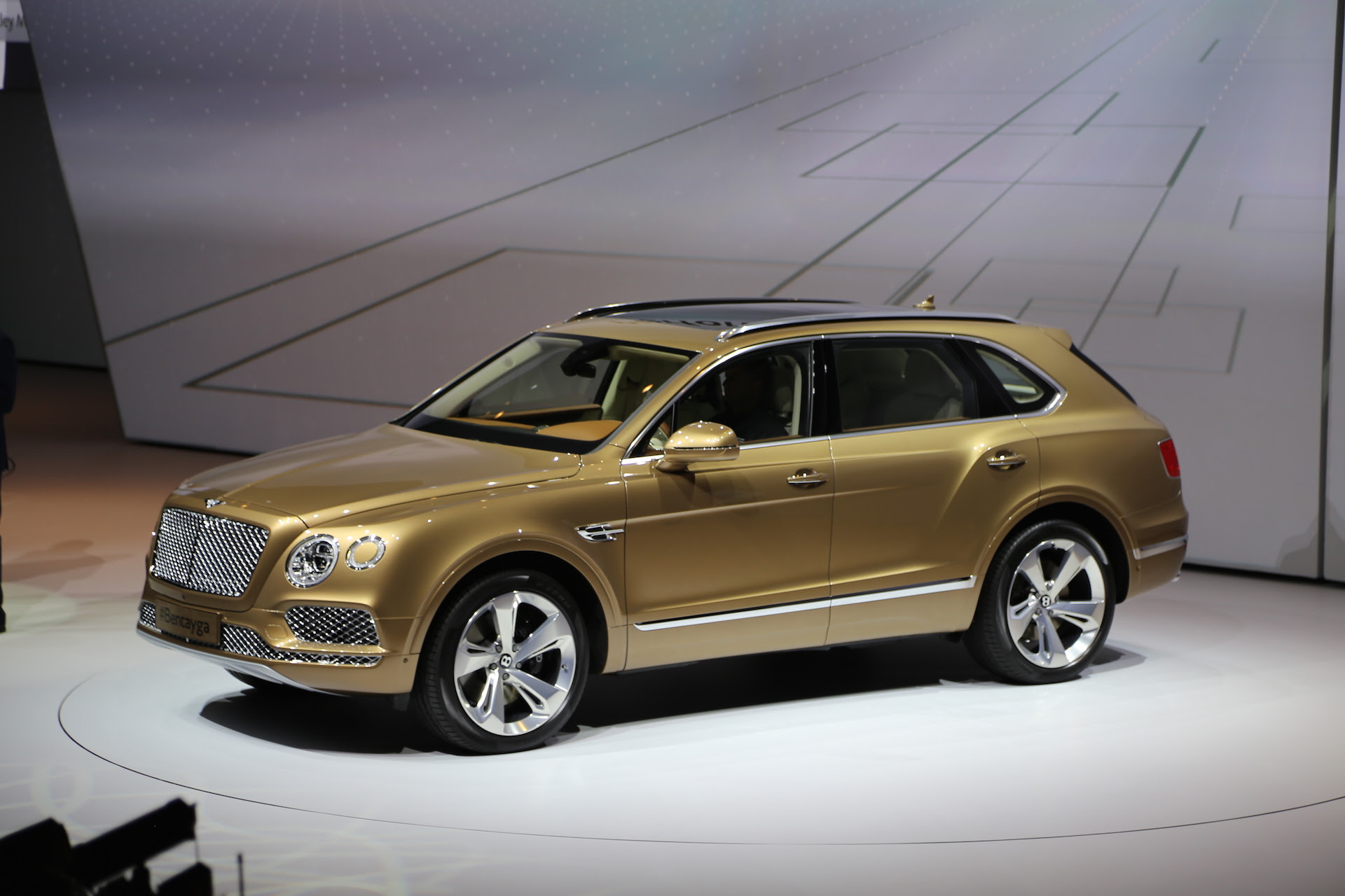 2017 Bentley Bentayga Priced From $229,100