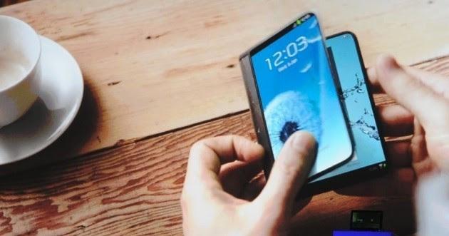Samsung mostra al CES 2013 i primi prototipi di display flessibili Youm