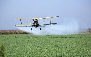 Crece el peligro de los agrotóxicos en nuestro país.