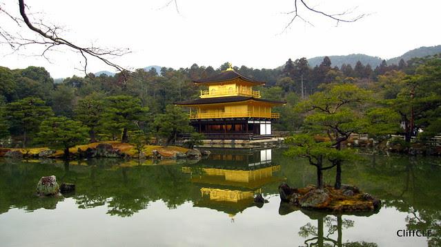 Kinkakuji 金閣寺