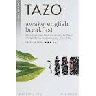 Tazo Awake English Breakfast Black Tea - 20 bags, 1.8 oz box