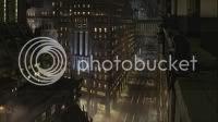 View of Gotham City.