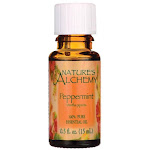 Nature's Alchemy Pure Peppermint   0.5 fl oz Liquid   Essential Oils