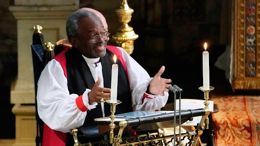 Royal Wedding: Read the Stirring Sermon by Most Rev. Michael Curry