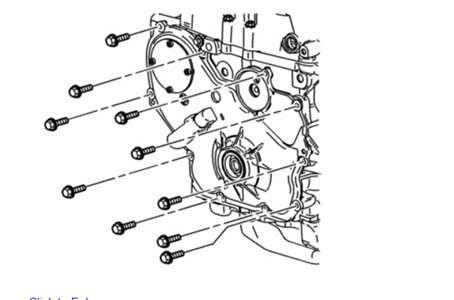 Chevy Cavalier 2 2l Engine Diagram - Wiring Diagram