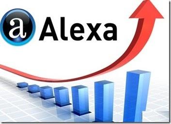 Ranking Alexa Blog Zati 9 Jun 2018