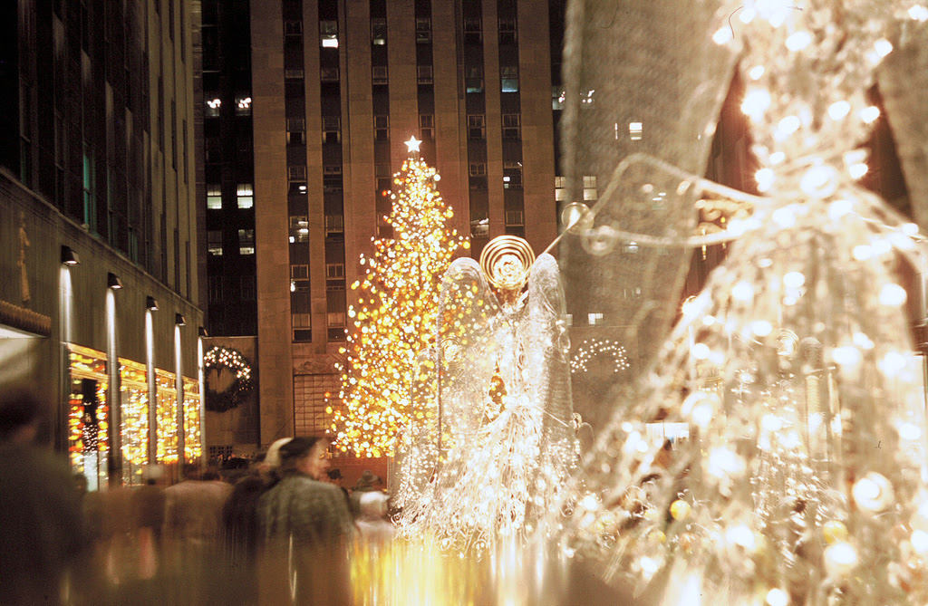 Christmas Images Christmas In New York Hd Wallpaper And Background