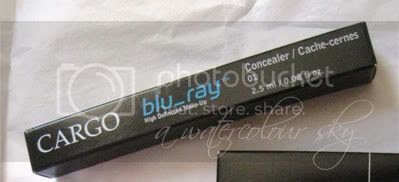 A Watercolour Sky Cargo Bluray Concealer