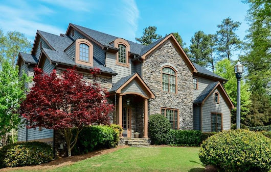 Lake Forrest Summit Gated Community - Home In Sandy Springs