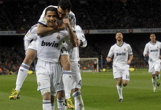 Cristiano también hizo el 0-2 que acabó con la eliminatoria. Un gigantesco.