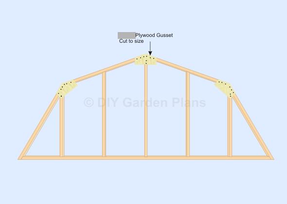 Pole Barn Roof Truss Design Desk Work