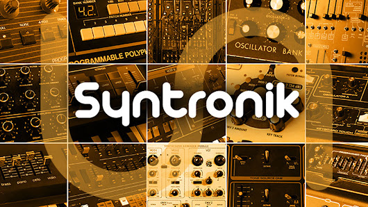 New: IK Multimedia Syntronik is Now Available