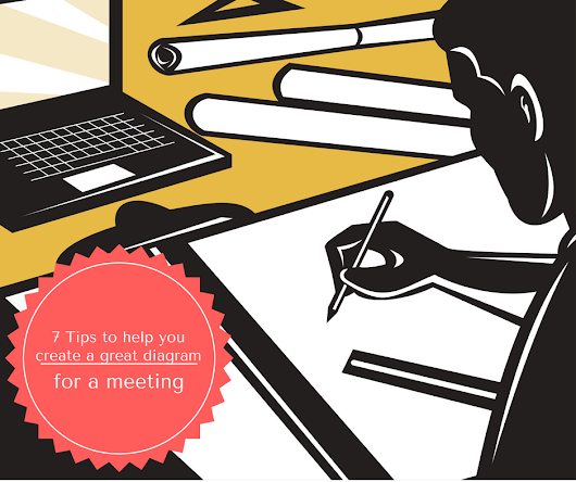 7 tips to help you create a great diagram for a meeting - Visualising IT