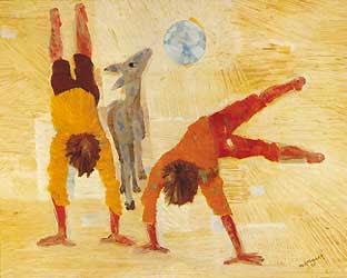 Meninos Brincando -Portinari,1955