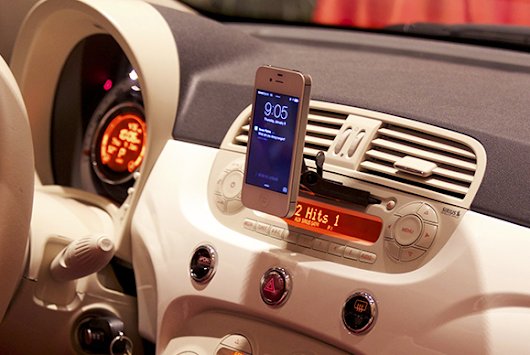 Gear We Love: Mountek car mounts make your CD player useful again | Macworld