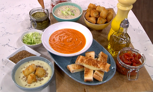 Phil Vickery homemade hearty soup recipe on This Morning ...