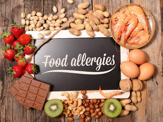 The Link Between Food Allergies and Inflammation - Dr. Ashley Carnes