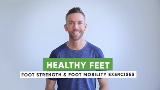 Healthy Feet: Foot Strength and Foot Mobility Exercises - SoleFit