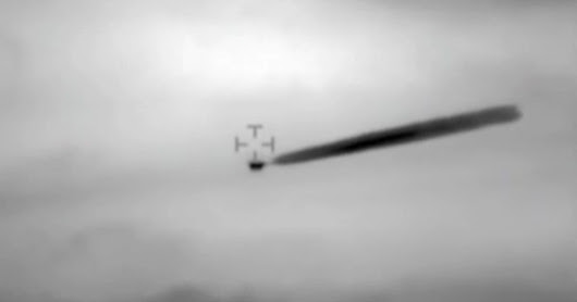 First footage of mystery UFO that baffled government for two years is now public
