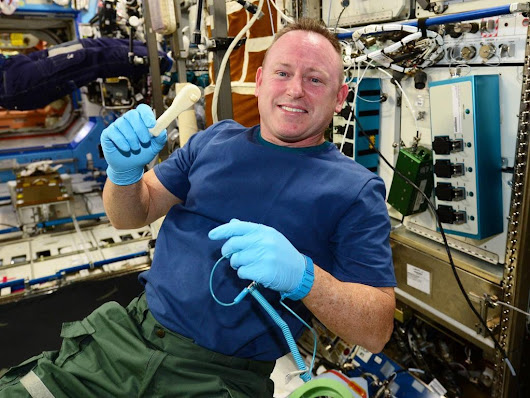 NASA Just Emailed A Wrench Into Space