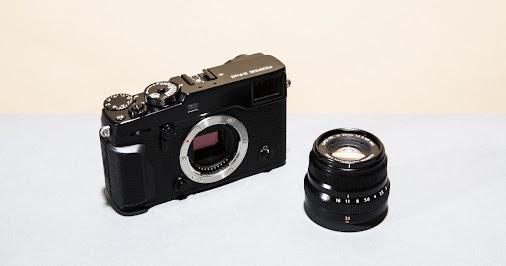 2016's Best Camera: The Fujifilm X-Pro2