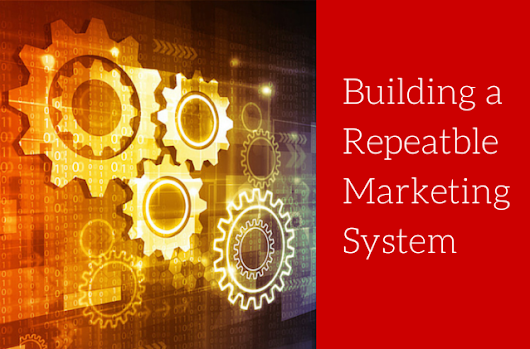 How to Build a Repeatable Marketing System