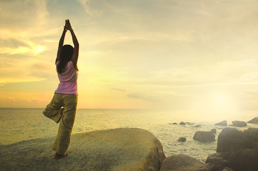 Get Your Zen On For Good Health: Why It May Be Time to Try Yoga
