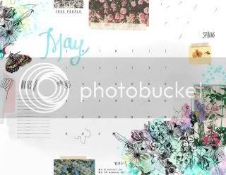 Desktop Calendars for May
