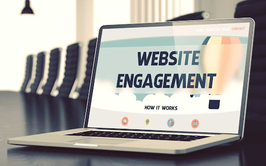 4 Ways to Make Your Website More Engaging To Visitors - Tenoblog