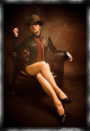 Mrs. Black Hat