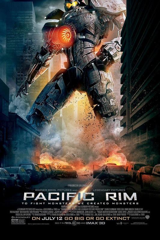 Pacific Rim - Poster 1