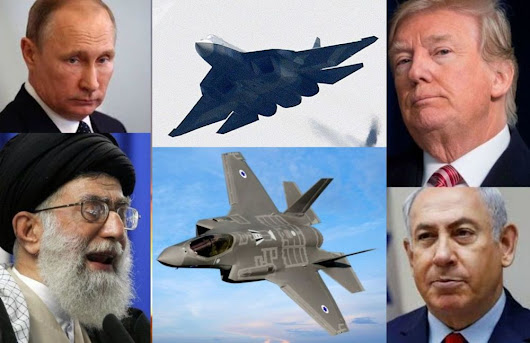 Russia to Israel: We will defend you if Iran attacks, but also defend Iran's presence in Syria - DEBKAfile