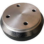 Performance Plus Carts 10603 Club Car DS and Precedent Golf Cart Brake Drum - Fits 1995-Up