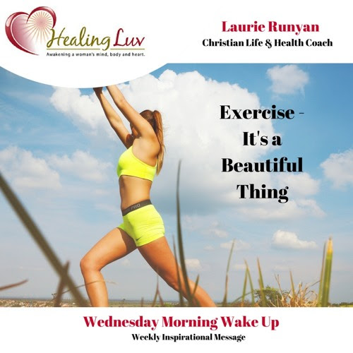 Audio 74 - Exercise - It's a Beautiful Thing by Healing Luv